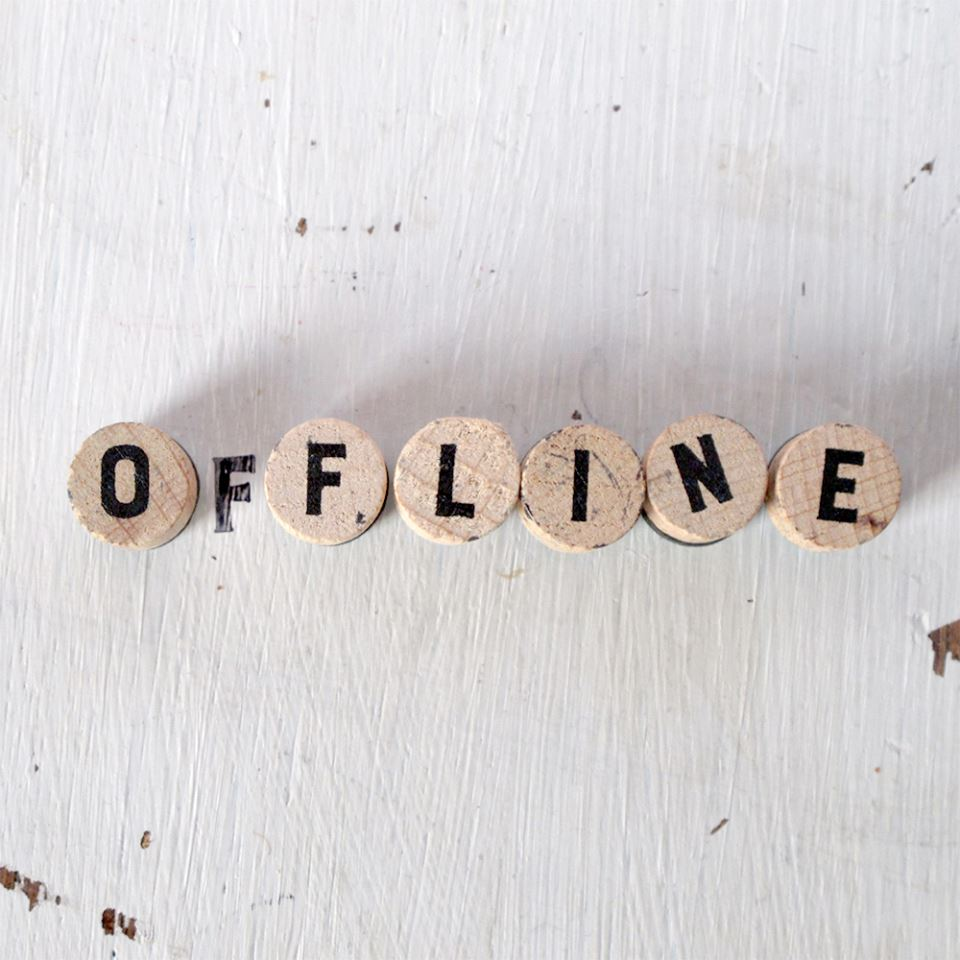 offline telefoongebruik goedgenoeg